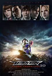 Tekken: Blood Vengeance(2011) Poster - Movie Forum, Cast, Reviews