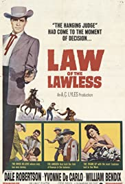 Law of the Lawless (1964) Poster - Movie Forum, Cast, Reviews