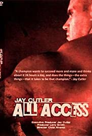 Jay Cutler All Access Poster