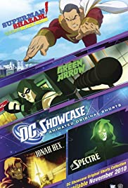 DC Showcase Original Shorts Collection Poster