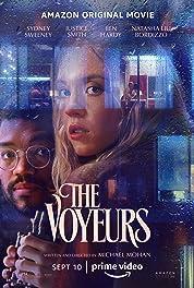 The Voyeurs (2021) poster