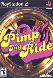 Pimp My Ride Poster