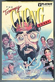 The Tommy Chong Roast Poster