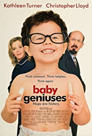 Baby Geniuses (1999) Poster - Movie Forum, Cast, Reviews