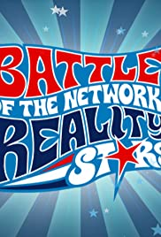 Battle of the Network Reality Stars Poster