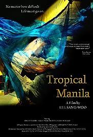 Tropical Manila Poster