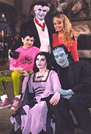 Lights, Camera, Munsters Poster