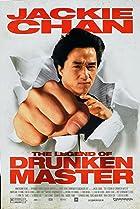 The Legend of Drunken Master (1994) Poster