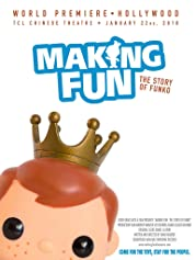 Making Fun: The Story of Funko (2018) poster