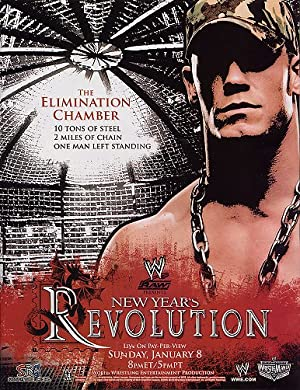 WWE - New Year's Revolution