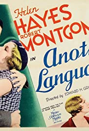Another Language (1933) Poster - Movie Forum, Cast, Reviews