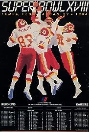 Super Bowl XVIII Poster