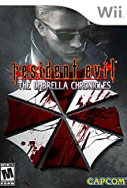 Resident Evil: The Umbrella Chronicles Poster
