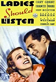 Ladies Should Listen (1934) Poster - Movie Forum, Cast, Reviews