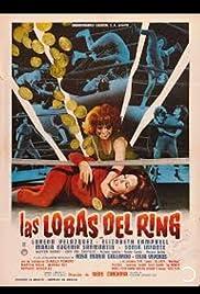 Las lobas del ring Poster