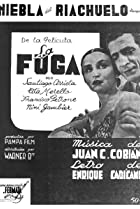 Image of La fuga