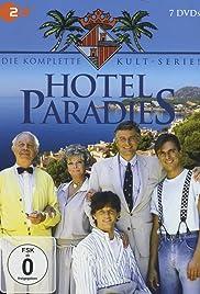 Hotel Paradies Poster
