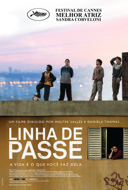 image Linha de Passe Watch Full Movie Free Online
