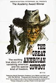 The Great American Cowboy Poster