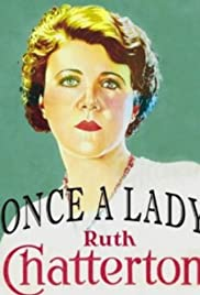 Once a Lady Poster