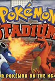 Pokémon: Stadium (1999) Poster - Movie Forum, Cast, Reviews