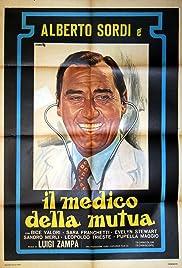 Il medico della mutua Poster
