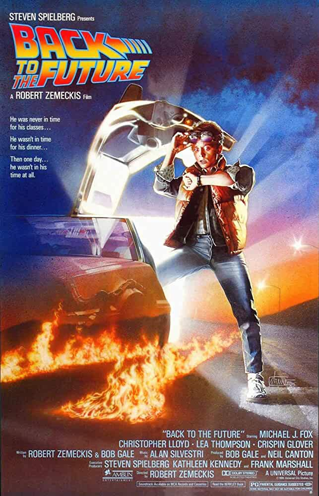Back To The Future 1985 720p BRRip Dual Audio Watch Online Free Download at Movies365