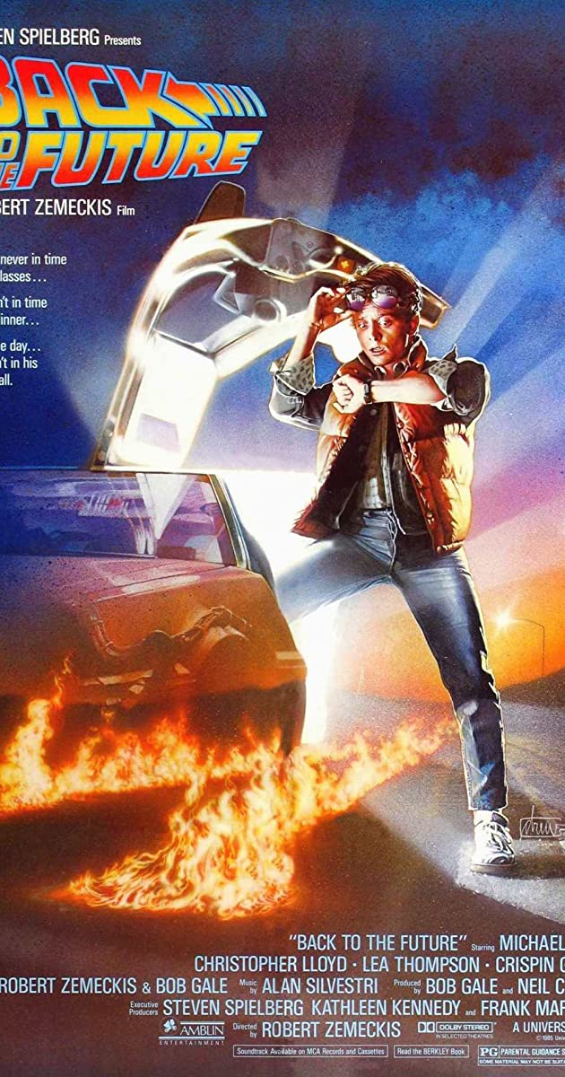 Back to the Future (1985) - IMDb