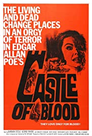 Castle of Blood Poster