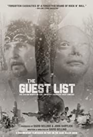 The Guest List Poster