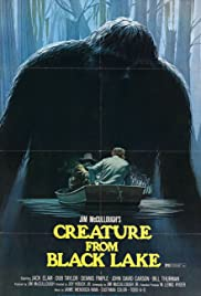 Creature from Black Lake (1976) Poster - Movie Forum, Cast, Reviews