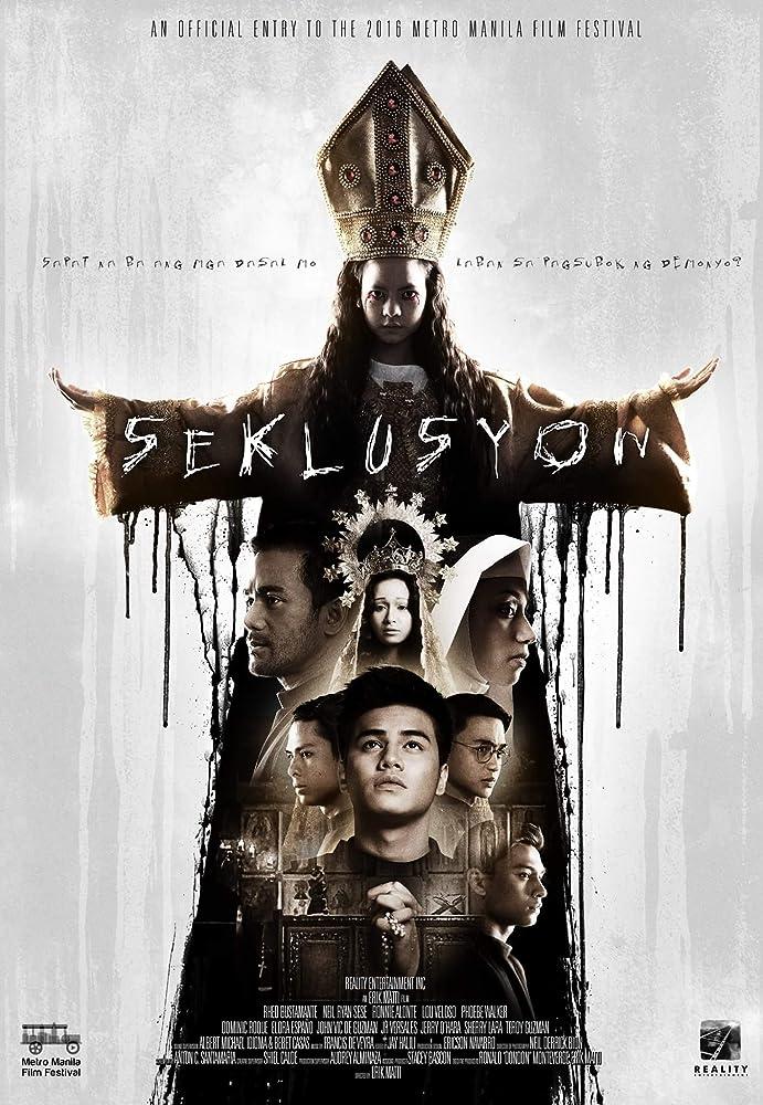 Seklusyon (2016) HDRip