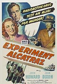 Experiment Alcatraz Poster
