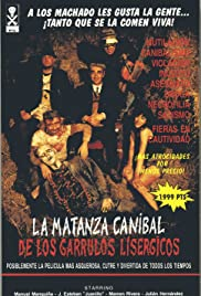 Cannibal Massacre Poster