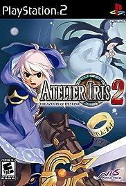 Atelier Iris 2: The Azoth of Destiny Poster