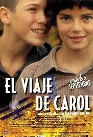 El viaje de Carol Poster