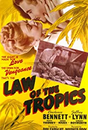 Law of the Tropics Poster