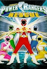 Power Rangers Lightspeed Rescue Poster