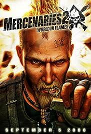 Mercenaries 2: World in Flames(2008) Poster - Movie Forum, Cast, Reviews