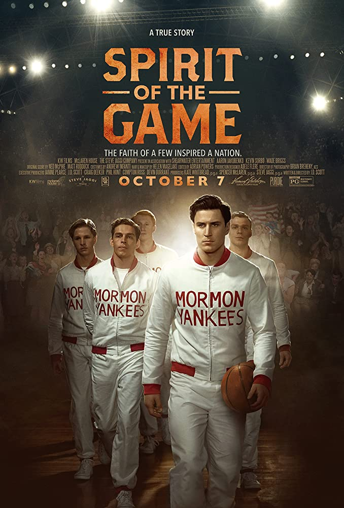 spirit of the game Watch spirit of the game online in spirit of the game, in the lead up to the 1956 olympic games, a group of missionaries are tasked with helping the fledgling australian basketball team compete in their first ever olympics, and in doing so, unite a nation still coming to grips after the war.