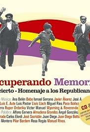 Recuperando memoria Poster