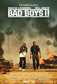 Bad Boys II 2003 720p 1.2GB BDRip [Tamil-Telugu-Hindi-Eng] MKV