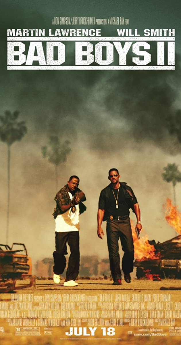 Bad Boys II 2003