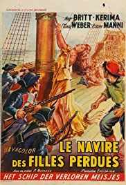The Ship of Condemned Women Poster