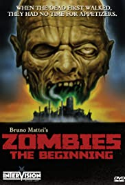 Zombies: The Beginning Poster