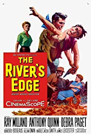 The River's Edge (1957) Poster - Movie Forum, Cast, Reviews