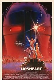Lionheart(1987) Poster - Movie Forum, Cast, Reviews