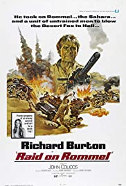 Raid on Rommel(1971) Poster - Movie Forum, Cast, Reviews