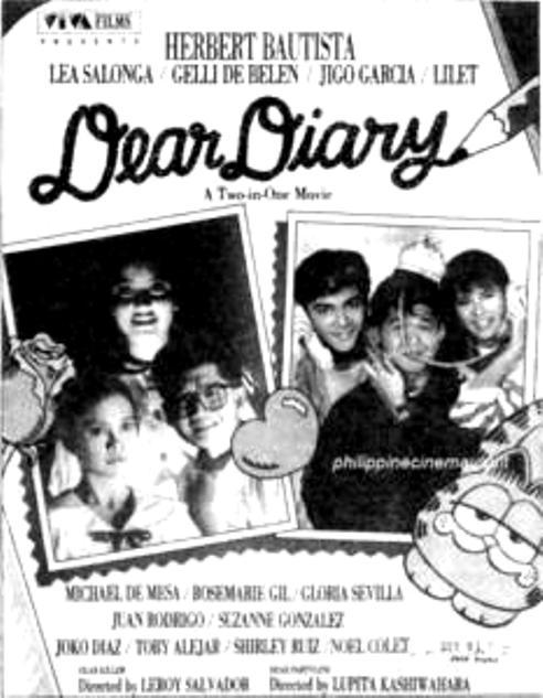 Dear Diary (1989)
