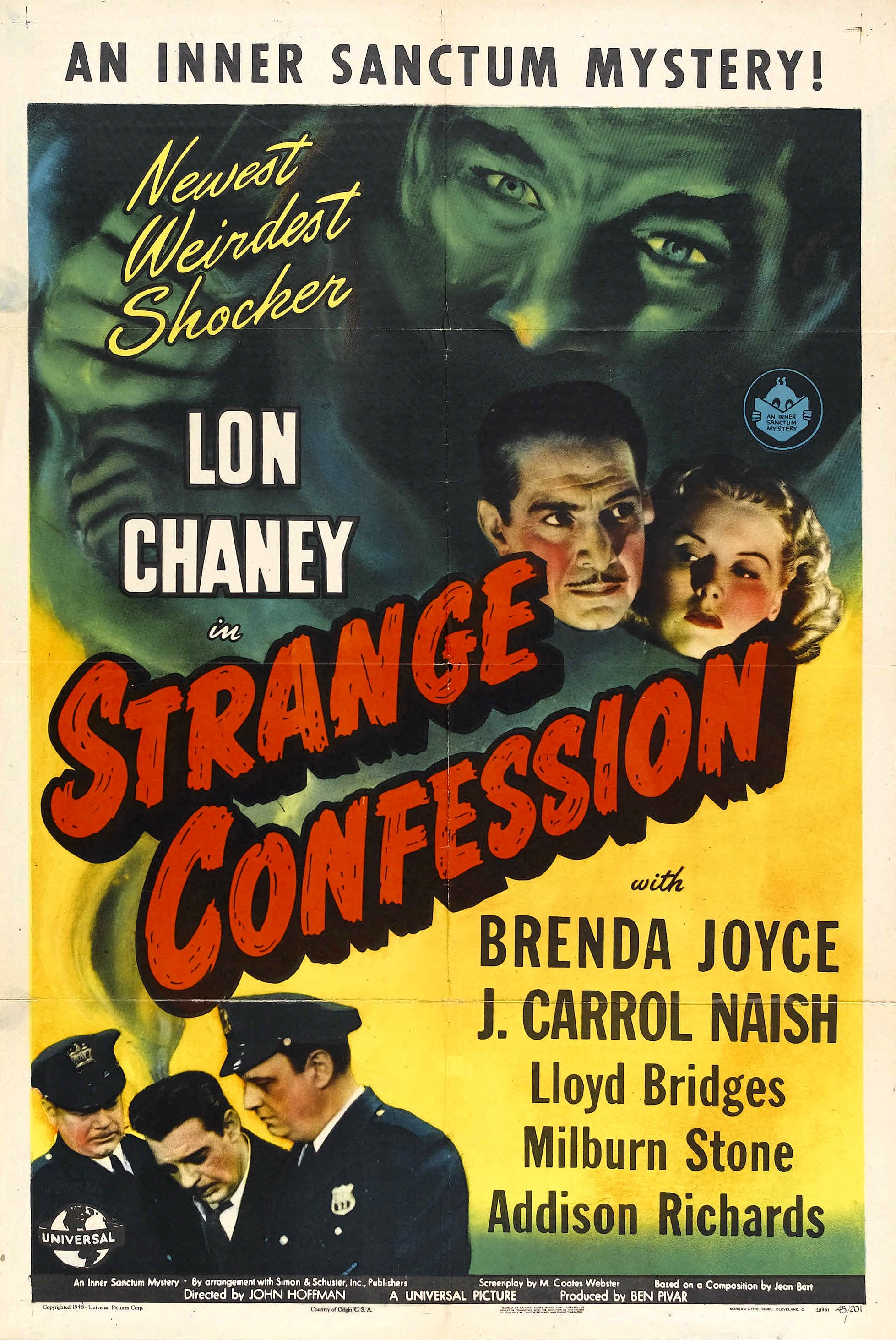 Strange Confession Watch Full Movie Free Online